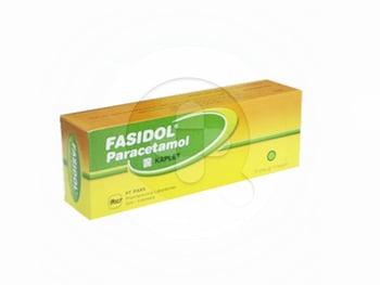 Fasidol Kaplet 500 mg  harga terbaik 2121