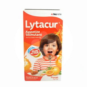 Lytacur Sirup 60 ml harga terbaik 15512