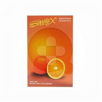 Simplex Kondom Orange  harga terbaik