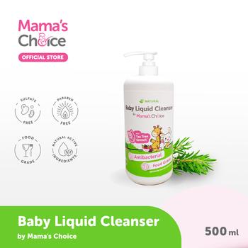 Mama's Choice Baby-Safe Liquid Cleanser harga terbaik 49000