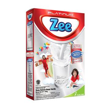 Zee Platinum Vanilla Delight 350 g harga terbaik