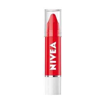 NIVEA Lip Crayon Poppy Red