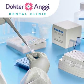 Swab PCR Test COVID-19  (Hasil 1 Hari) di  Dokter Anggi Dental Clinic, Depok