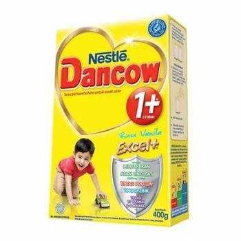Dancow 1+ Excelnutri+ Usia 1-3 Tahun Rasa Vanilla 400 g harga terbaik