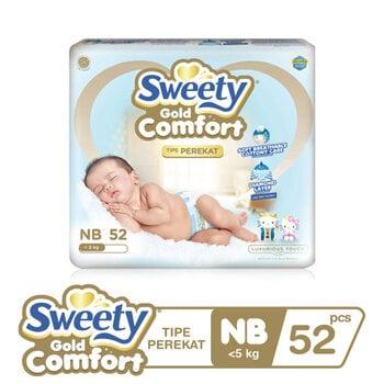 Sweety Gold Comfort NB 52s harga terbaik 82500
