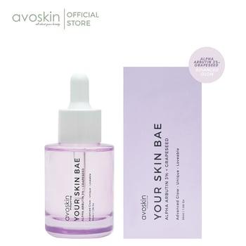 Avoskin Your Skin Bae Alpha Arbutin 3% + Grapeseed