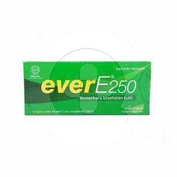 Ever E Softgel 250 mg  harga terbaik 30024