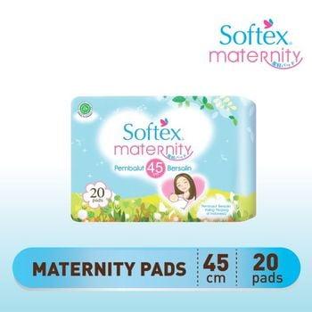 Softex Maternity 45cm 20s harga terbaik 29500