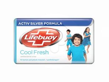 Lifebuoy Sabun Cool Fresh 80 g harga terbaik 3182