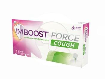 Imboost Force Cough Kaplet  harga terbaik