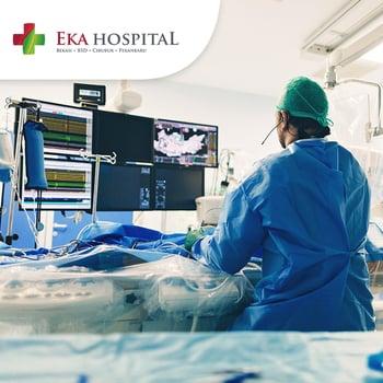 Paket Tindakan Ablasi Jantung (3D) di Eka Hospital, Tangerang Banten