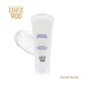 Inez Facial Scrub harga terbaik