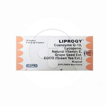 Liproqy Kapsul  harga terbaik 278735