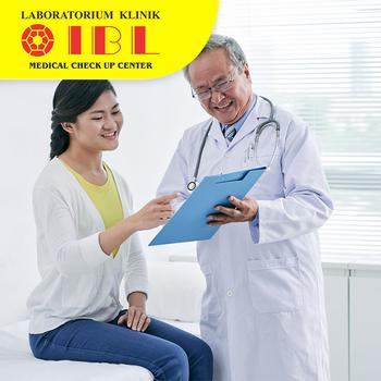 Paket Medical Check Up (MCU) Prioritas Wanita di Laboratorium Klinik IBL Semarang