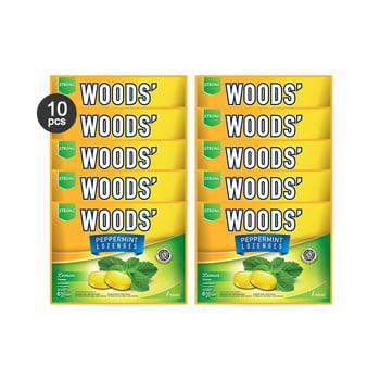 Woods Lozenges Lemon Family Pack  harga terbaik 52250