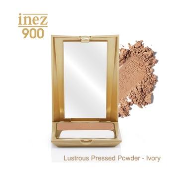 Inez 900 Lustrous Presses Powder/LPP - Ivory harga terbaik