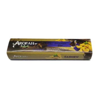 cemilan coklat Cashew Chocolate Bar - Arofah