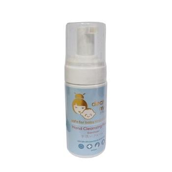 DearMom Hand Cleansing Foam Sanitizer 100 ml harga terbaik
