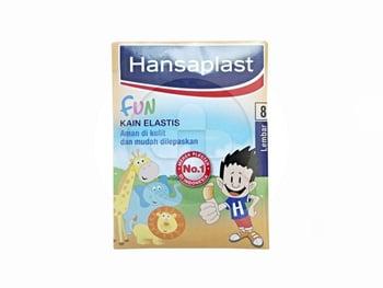 Hansaplast Fun Kain Elastis  harga terbaik 2501