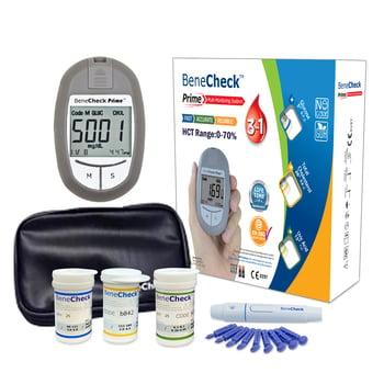 BeneCheck Prime Kit Multi-Parameter  harga terbaik 850000