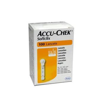Accu-Chek Softclix Lancets  harga terbaik