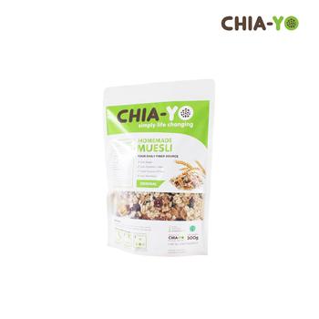 Chia-Yo Homemade Muesli 300 gr harga terbaik 45000