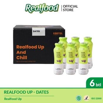 Realfood Up Dates harga terbaik 245000
