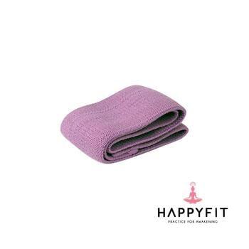Happyfit Resistance Hip Band S - Purple harga terbaik 88000