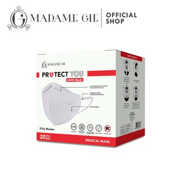 Madame Gie Protect You KN95 Mask - 20 Pcs harga terbaik