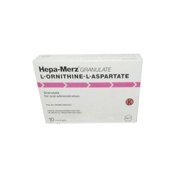 Hepa-Merz adalah obat untuk penyakit yang diakibatkan terhambatnya proses pengeluaran racun.