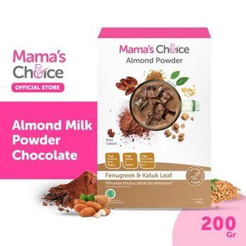 Mama's Choice Almond Powder 200 g - Pelancar ASI Ibu Menyusui harga terbaik 69000