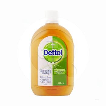 Dettol Antiseptic Liquid 495 mL harga terbaik