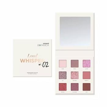 Mineral Botanica Eyeshadow Palette Loud Whispers 02 harga terbaik 179900