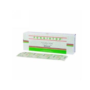Fungistop tablet adalah obat untuk mengatasi berbagai infeksi jamur.