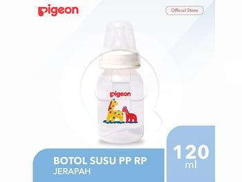 Pigeon Botol Susu PP RP 120 mL - Jerapah harga terbaik 45000