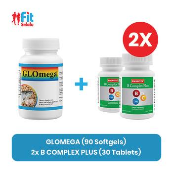 Lifepharm Glomega 90 Softgel +  harga terbaik 637000