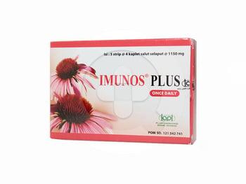 Imunos Plus Kaplet  harga terbaik 233497