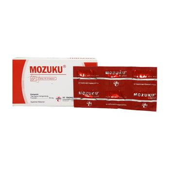 Mozuku Kapsul  harga terbaik 12094