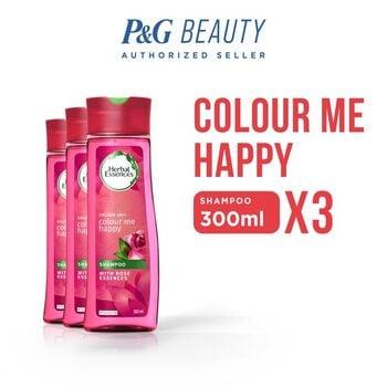 Herbal Essences Shampoo Colour Me Happy 300 ml - Paket isi 3 harga terbaik 104700