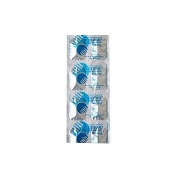 Floxifar Kaplet adalah obat yang mengandung  ciprofloxacin 500 mg
