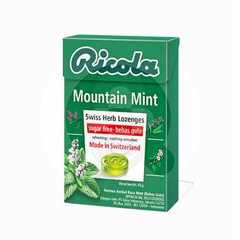 Ricola Mountain Mint 45 g harga terbaik 24620