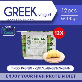 Heavenly Blush Yogurt Greek Durian 100 g  harga terbaik 300000