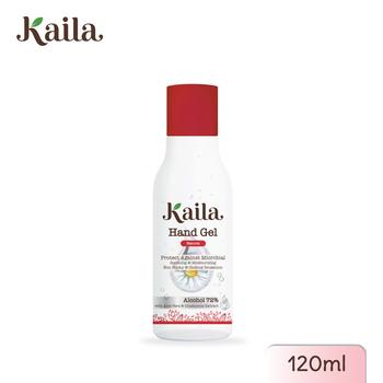 Kaila Hand Gel Natural 120 ml harga terbaik