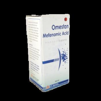Omestan suspensi obat untuk nyeri ringan hingga sedang seperti sakit kepala dan sakit gigi.