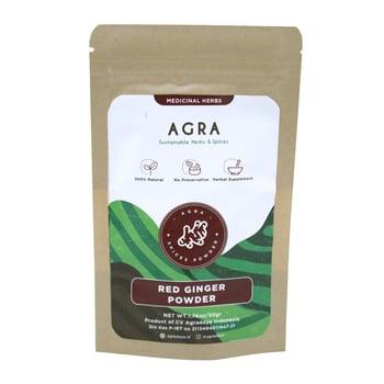 Agradaya - Red Ginger Powder 50 g harga terbaik