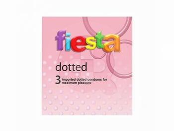 Fiesta Kondom Dotted  harga terbaik 10609