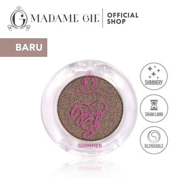 Madame Gie Going Solo Shimmery Pressed Eyeshadow 22 - Amigos harga terbaik 16000