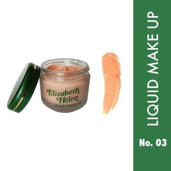 Elizabeth Helen Foundation Liquid Make Up 50 ml - 03 harga terbaik 172500