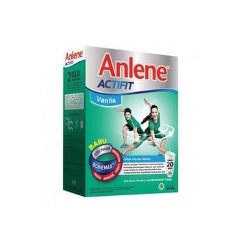 Anlene Actifit Rasa Vanilla 600 g harga terbaik