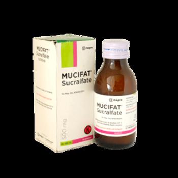 Mucifat Suspensi 100 ml | Manfaat dan Indikasi Obat, Dosis, Efek Samping